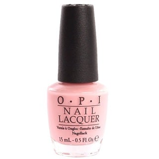 OPI Kiss On The Chic Pink Nail Lacquer