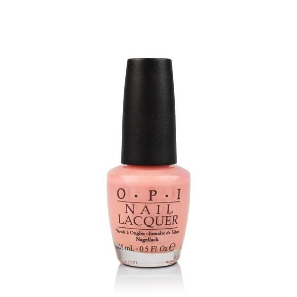 OPI Tutti Frutti Tonga Pink Nail Lacquer
