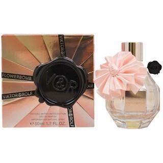 Viktor & Rolf 'Flowerbomb' Women's 1.7-ounce Eau de Parfum Spray (Limited Edition)