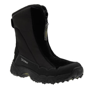 Icebug Women's 'Ivalo-L' Black BUGrip Light Winter Boots