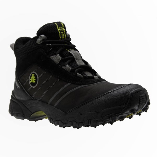 Icebug Women's 'Jokk-L' Black BUGrip Mid-cut Walking Boot
