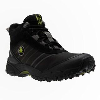 Icebug Women's 'Jokk-L' Black BUGrip Mid-cut Walking Boot