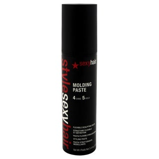 Style Sexy Hair Molding Paste Flexible 3.4-ounce Sculpting Paste
