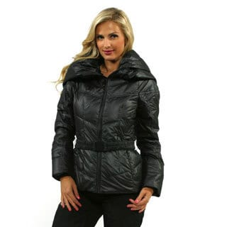 The North Face Women's TNF Black Collar Back Down Jacket