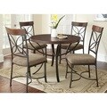 Santiago Round 5-piece Dining Set