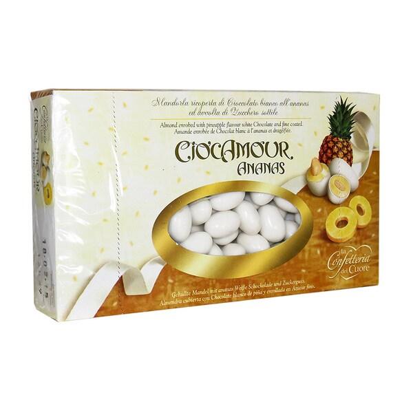 Confetti Ciocamour Pineapple Jordan Almonds