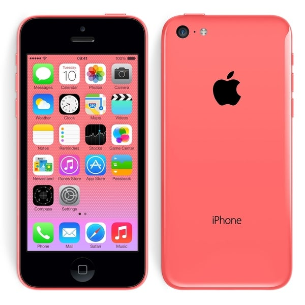 Apple iPhone 5C GSM Unlocked iOS Phone photo