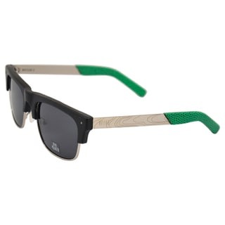 9-Five Unisex Watson 2 Green Snake Polarized Sunglasses