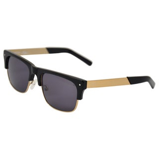 9 Five Unisex 'Watson 2 Black & Gold' 53-20-141 mm Sunglasses