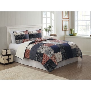 Whitefield Quilt 3-piece Set