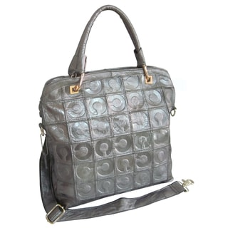Amerileather Sterling Silver Handbag