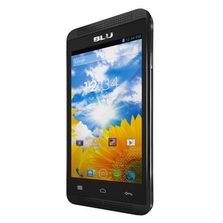 BLU Dash Music 4.0 Unlocked GSM Dual-SIM Android Phone