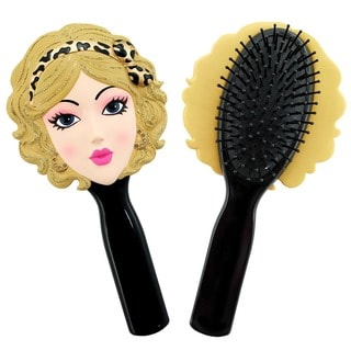 Jacki Design Pin-Up Cheetah Style Brush