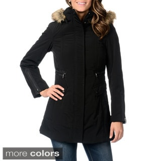 Fleet Street Women's Water Repellant Coat