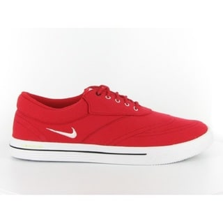 Nike Men's Swingtip Canvas Red Golf Shoes