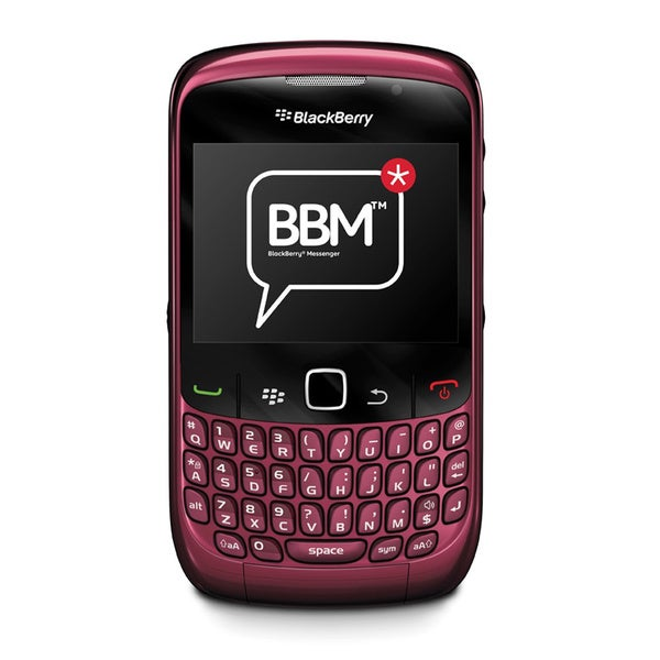BlackBerry Curve 8520 GSM Unlocked Phone