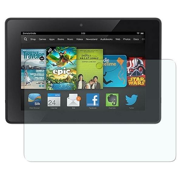 BasAcc Anti-glare Screen Protector for Amazon Kindle Fire HD 7-inch