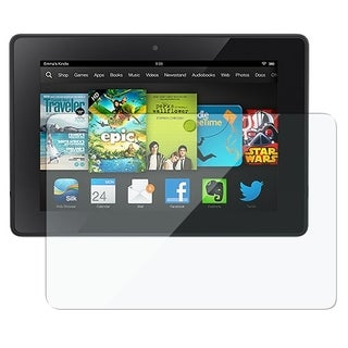 BasAcc Screen Protector for Amazon Kindle Fire HD 7-inch 2013 edition