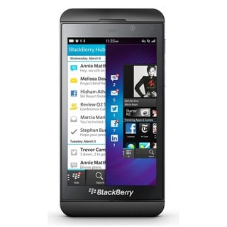 BlackBerry Z10 AT&T Locked OS 10 Phone (Refurbished)