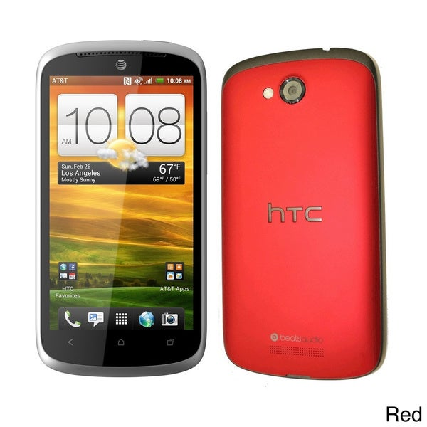 HTC One VX AT&T Unlocked GSM 4G LTE Smartphone