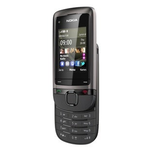 Nokia C2-05 Unlocked GSM Cell Phone