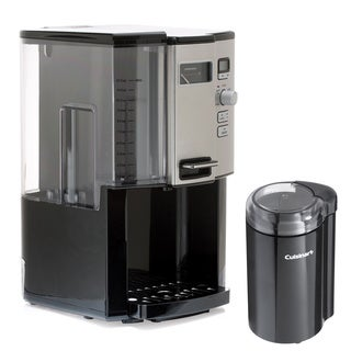 Cuisinart DCC-3000 12-cup Coffee on Demand Programmable Coffee Maker with Bonus Coffee Grinder