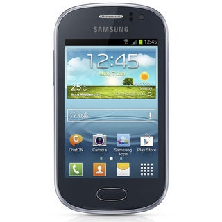 Samsung Galaxy Fame Unlocked GSM Dual-SIM Android Phone