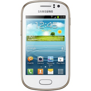Samsung Galaxy Fame Unlocked GSM Dual-SIM Android Cell Phone