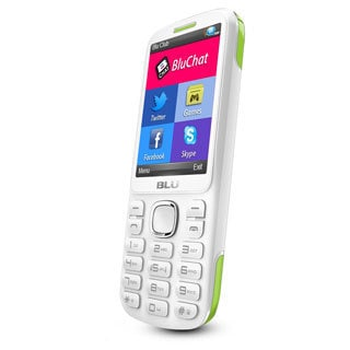 BLU Jenny TV 2.8 GSM Unlocked Dual-SIM Cell Phone