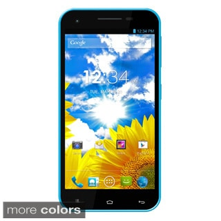 BLU Studio 5.5 Unlocked GSM Dual-SIM Android Phone