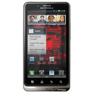 Motorola DROID BIONIC 32GB Verizon CDMA Android Phone (Refurbished)