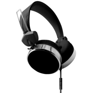 HYPE HY-990 Dynamos Handsfree Stereo Adjustable Headphones w/ Mic and Answer-Button