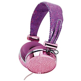 HYPE HY-955 Jewel 3.5mm StereoHeadphones w/ Mic & Answer Button