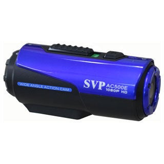 SVP AC500E Waterproof 1080P HD Action Camera
