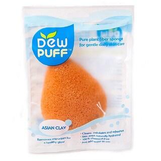 Dew Puff Konjac Sponge Asian Clay