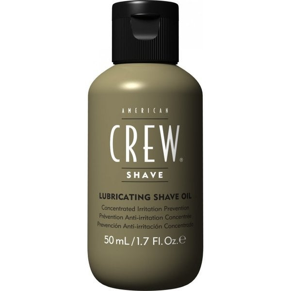 American Crew 1.7-ounce Lubricating Shave Oil