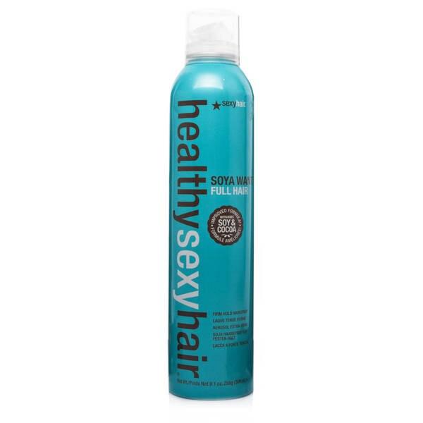 Healthy Sexy Hair Soya Want Full Hair 9-ounce Firm Hold Hair Spray