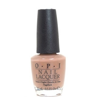 OPI 'San Tan-Tonio' Mocha Brown Nail Lacquer