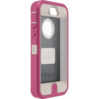 Otterbox Carrying Case (Holster) for iPhone - Blush, Stone Gray