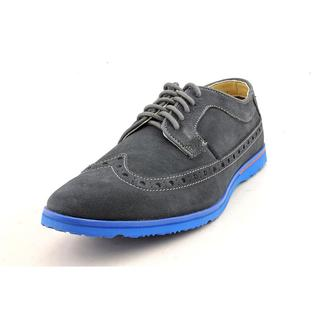 Men's Rockport Empire West Wingtip Castlerock Leather