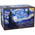 Van Gogh's Starry Night Trunk
