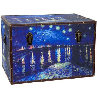 Van Gogh's 'Starry Night Over the Rhone' Trunk