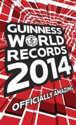 Guinness World Records 2014 (Paperback)