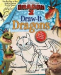 Draw-It Dragons (Paperback)