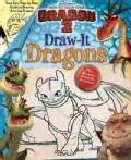 Draw-It Dragons (Paperback)