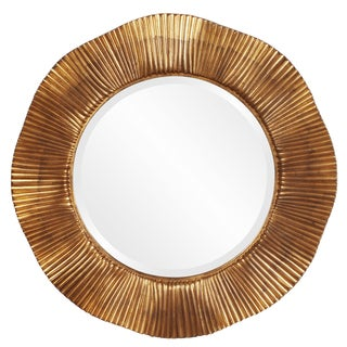 Clarence Round Mirror