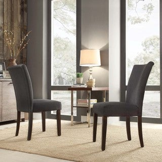 INSPIRE Q Catherine Parsons Dining Side Chair Set Of 2 Overstock Shoppin