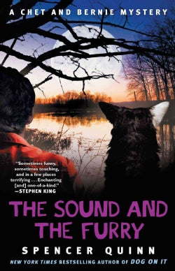 The Sound and the Furry: A Chet and Bernie Mystery (Paperback)