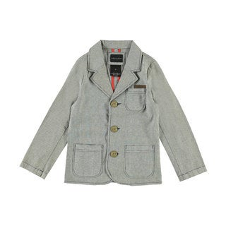 Sean John Boys Spur Grey Blazer