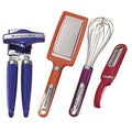 KitchenAid Assorted Colors 4-piece Gadget Set